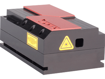 Blue 445-460nm laser module from Kvant