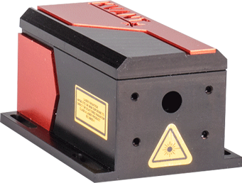Blue 445nm laser module from Kvant