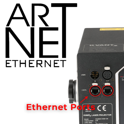 ArtNET Lighting Protocol