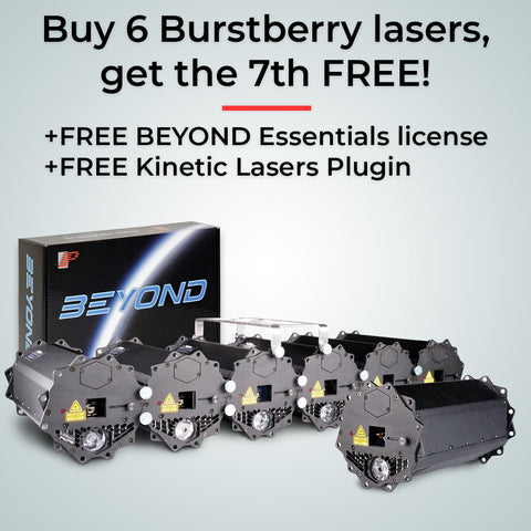 Get the 7th burstberry free