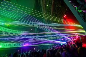 Laser Safety Overhead beam effects 4