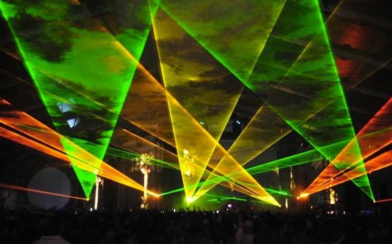 Laser Safety Overhead beam effects 1