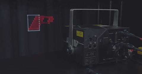 KVANT Clubmax laser system running in auto-mode