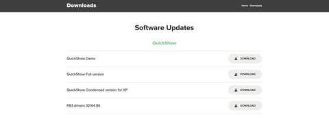 downloading-quickshow-software-from-the-pangolin-website