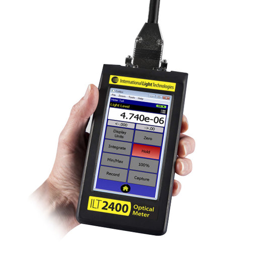 ILT 2400 Power Meter for accurate power measurements