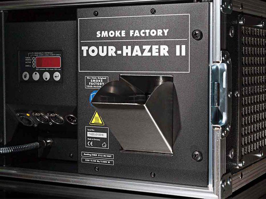 "Smoke Factory Tour Hazer II ""S"" PHENOL"