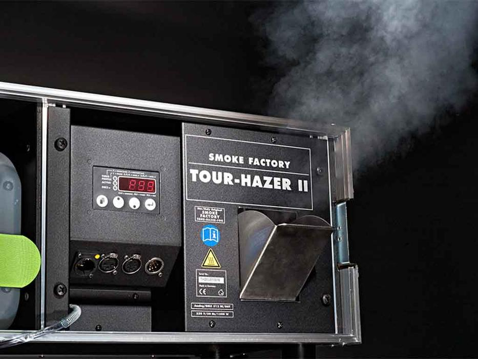 "Smoke Factory Tour Hazer II ""S"" PHENOL 