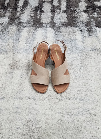 SH Taupe Sandals