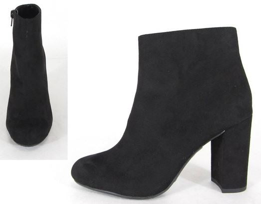 SH Leather Bootie
