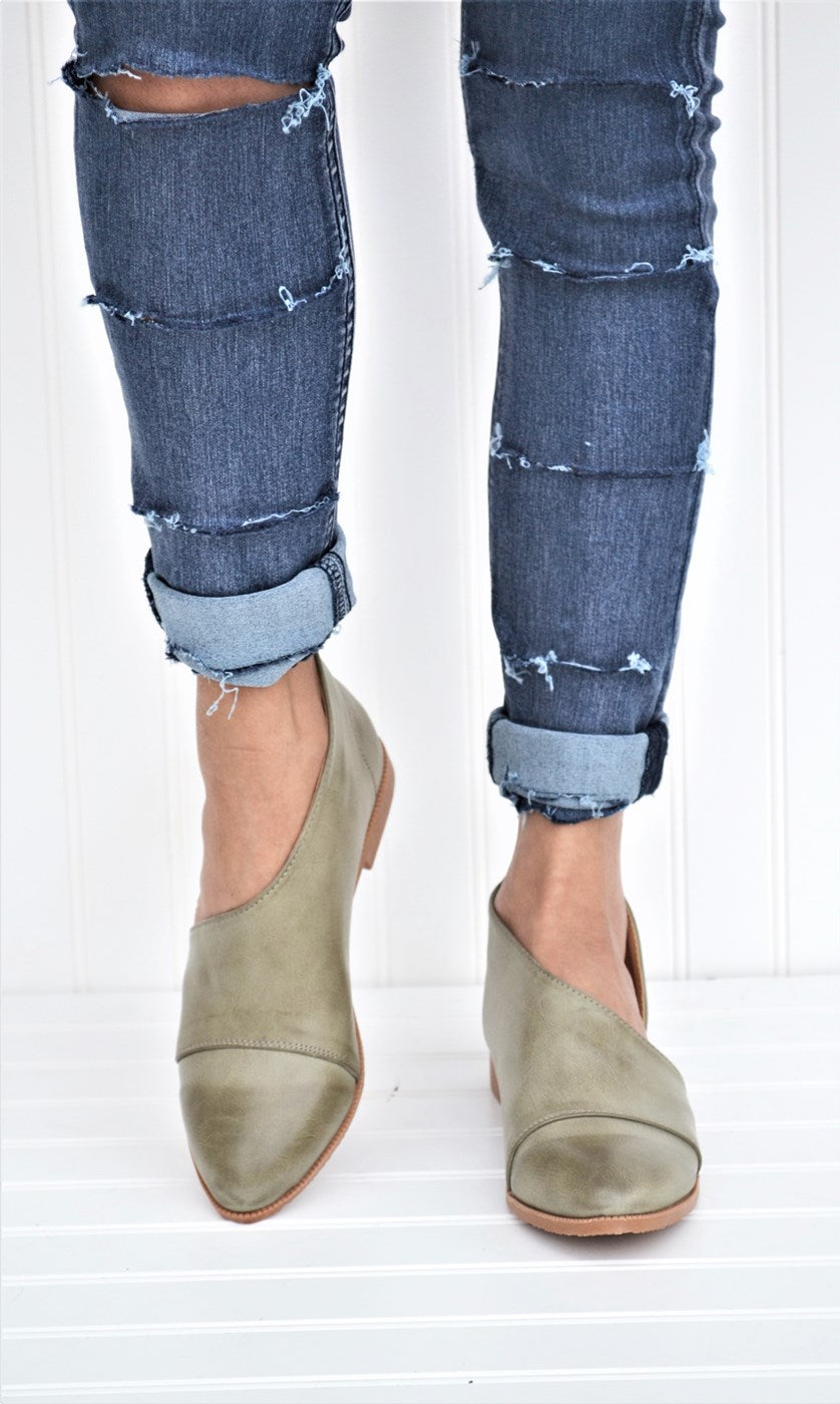 SH Ankle Bootie