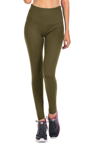 LG Leggings Dark Olive