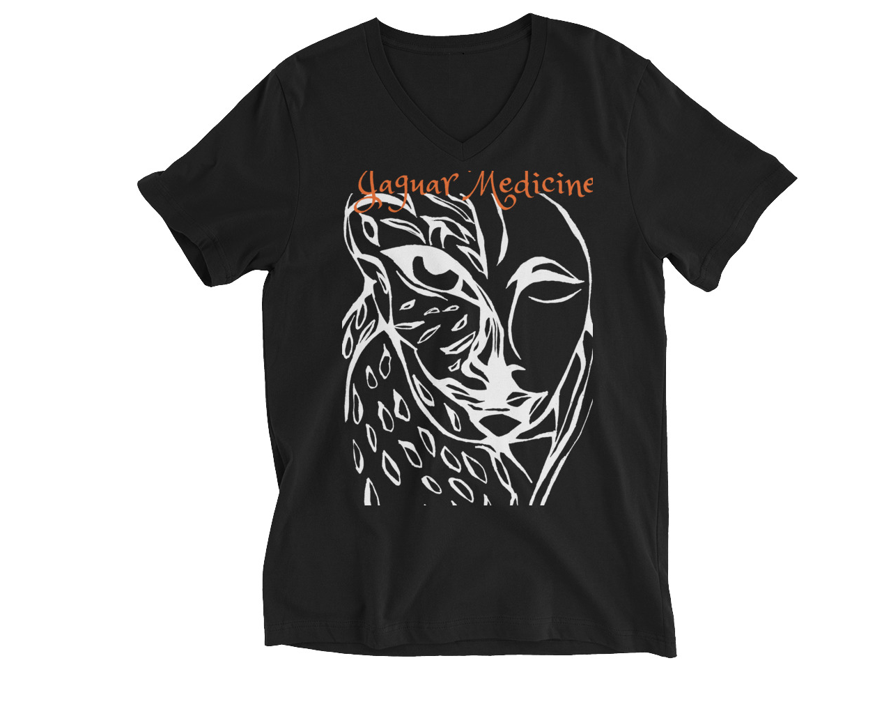 JAGUAR MEDICINE Black Graphic Tee