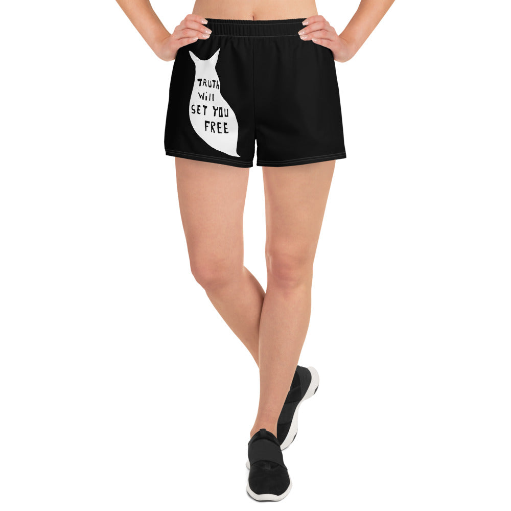 TRUTH Women's Athletic Short Shorts