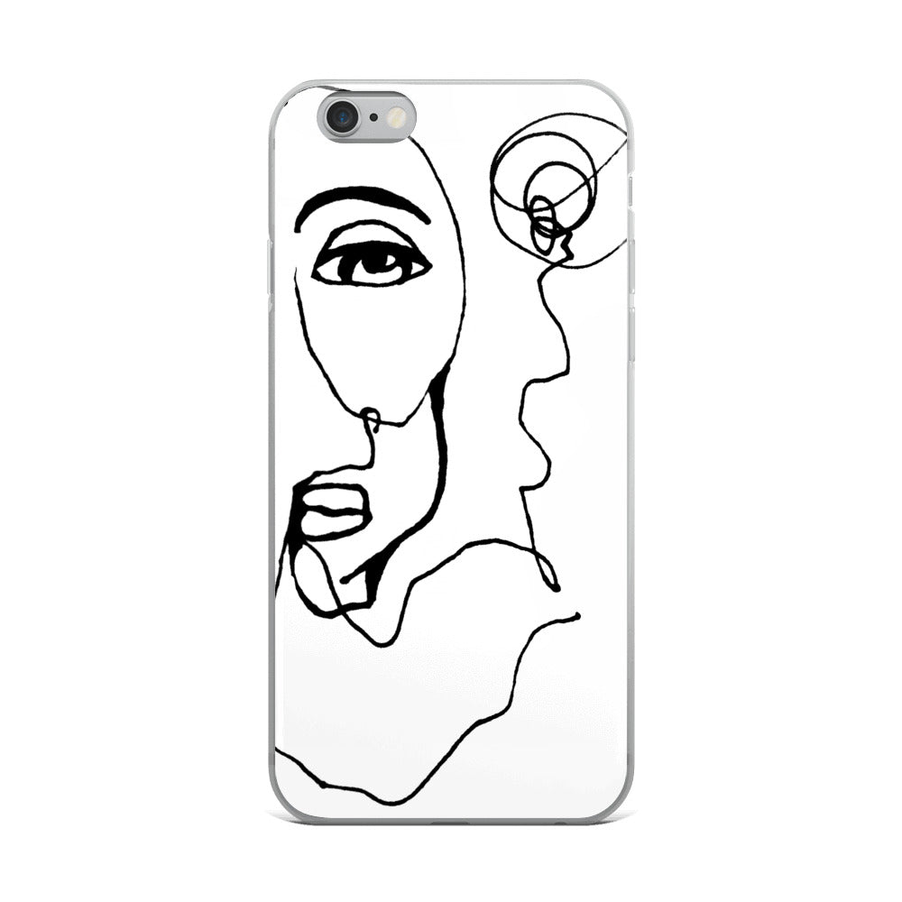 SURRENDER iPhone Case