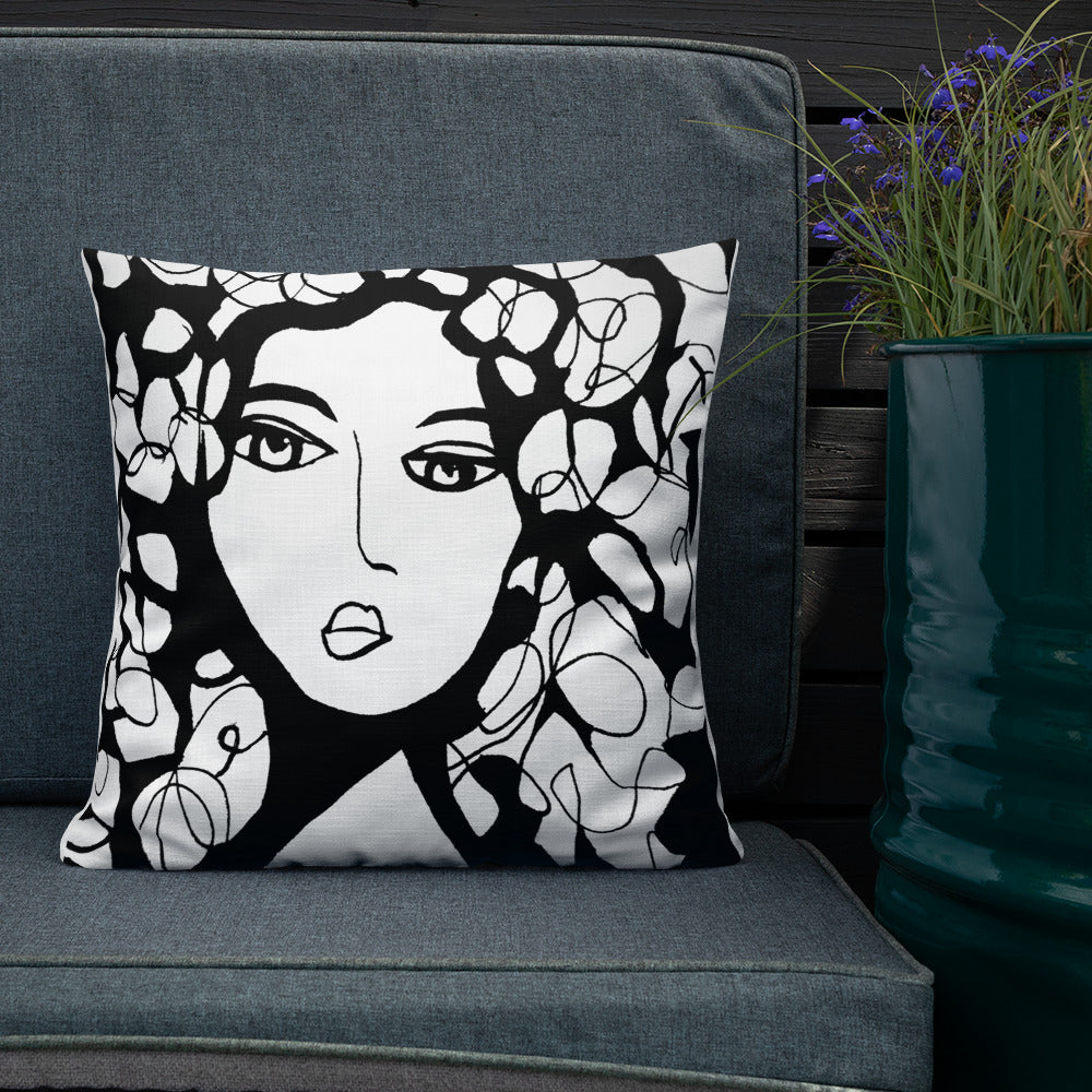 BEAUTY Premium Pillow