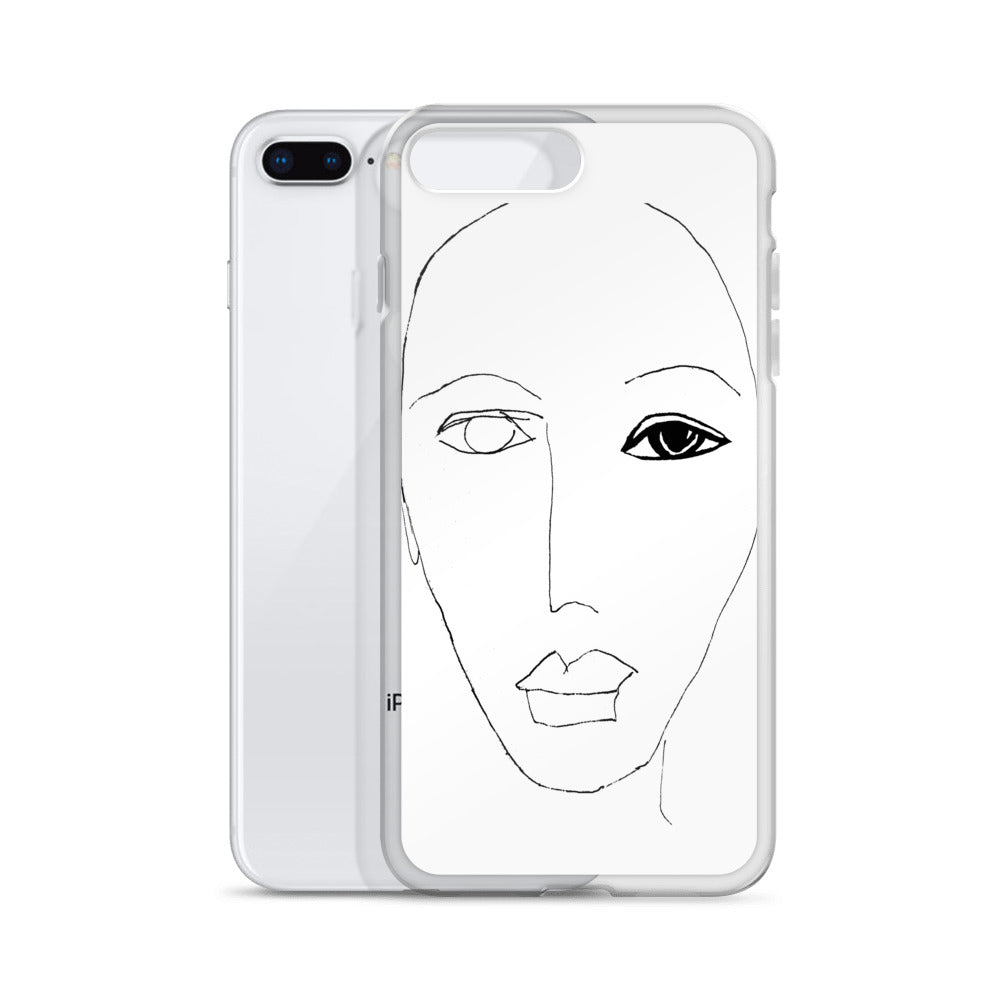 ONE EYE iPhone Case