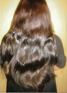 Virgin Organic Remi Cuticle U Tipped Fusion Fijian Curly Hair Extensions - City Girl Barn Treasures
