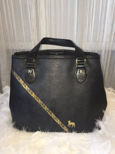 L.A.M.B Signature Williamsfield Trademark Bucket Hand Bag - My Designer Vintage Closet
