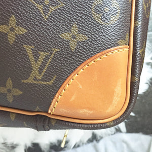 Louis Vuitton Sirius 45 Luggae - City Girl Barn Treasures
