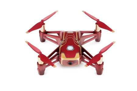 Дрон DJI Tello Iron Man Edition