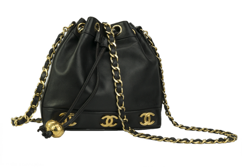 Chanel Mini Crossbody Tote Shay Mitchell