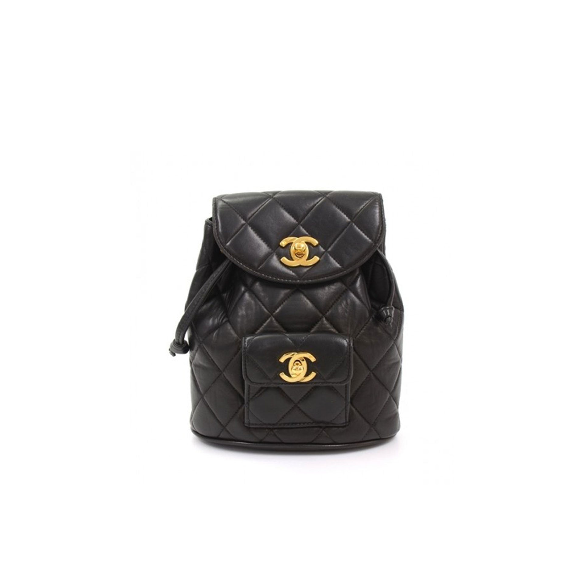 7e831b0be4 Chanel Micro Mini VIntage Quilted Backpack – House of Carver