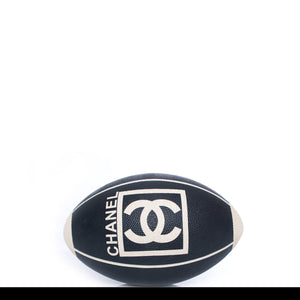 Chanel Football Rugby Ball
