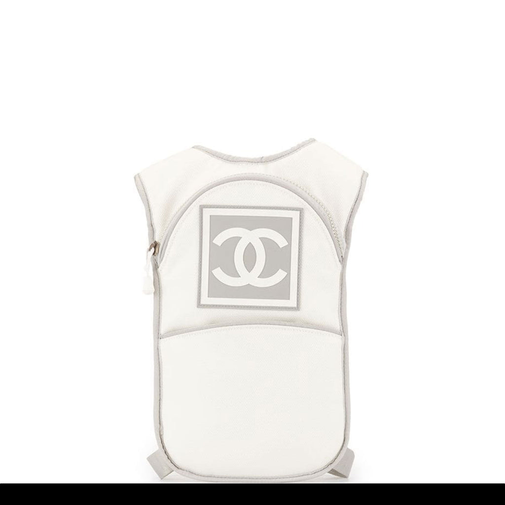 Chanel Vintage Sport Unisex Backpack