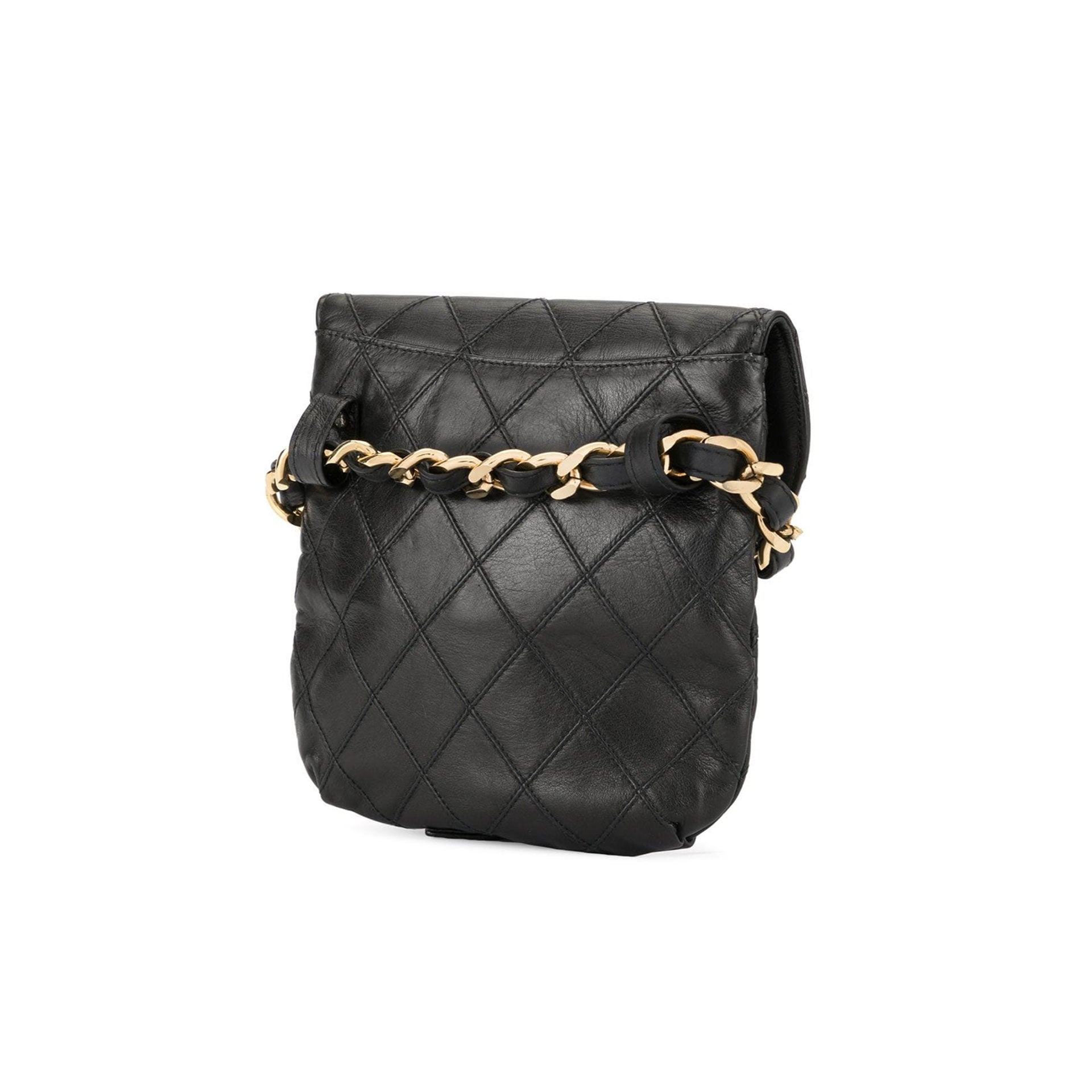 Chanel Vintage Waist Bag Fanny Pack