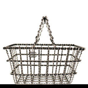 Chanel Supermarket Runway Shopping Basket