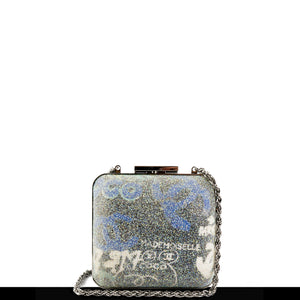 Chanel Graffitti Rare Minaudière Clutch
