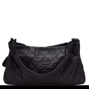 Chanel Classic Shopper Boating Expandable Tote