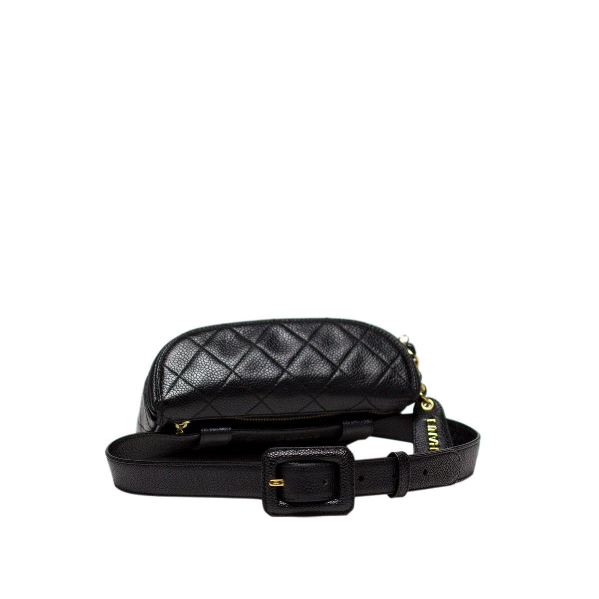 Chanel Classic Caviar Vintage Fanny Pack