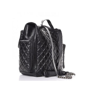 Chanel Large Limited Edition Quilted Backpack