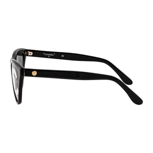 Chanel Rare Black Runway CC Logo Sunglasses