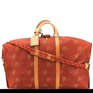 Louis Vuitton Keepall Sailing Boating Duffel Bag
