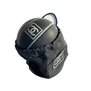 Chanel Vintage Basketball Backpack Set