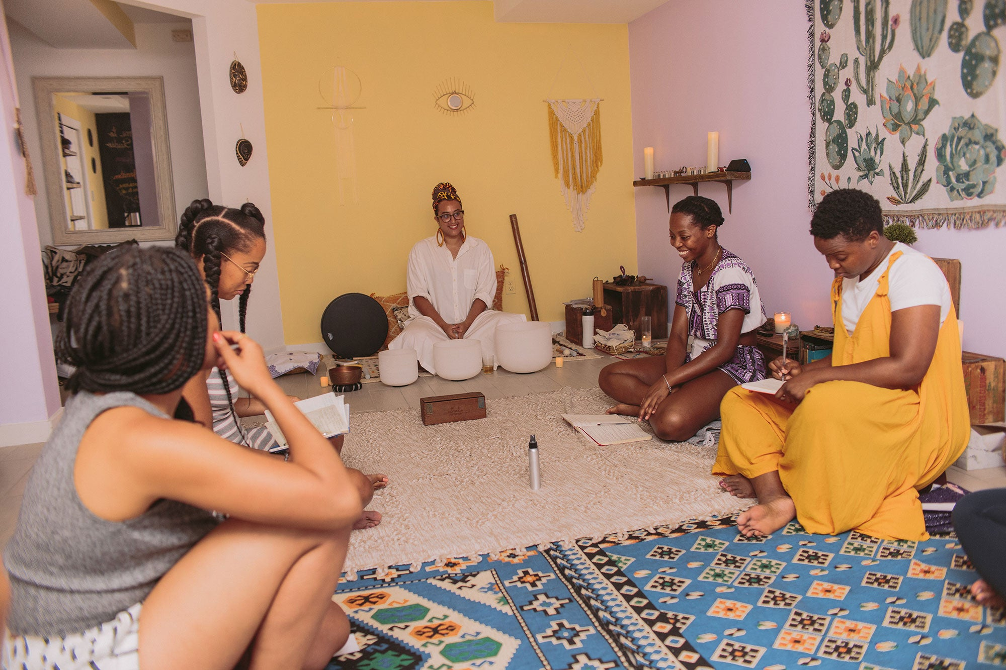 Ancestral Healing Ceremony with Flower Essences