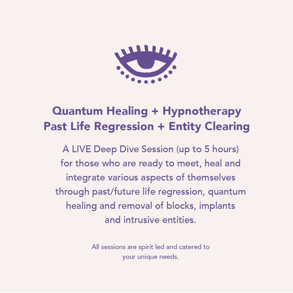 Past Life Regression & Quantum Healing W/ Mar