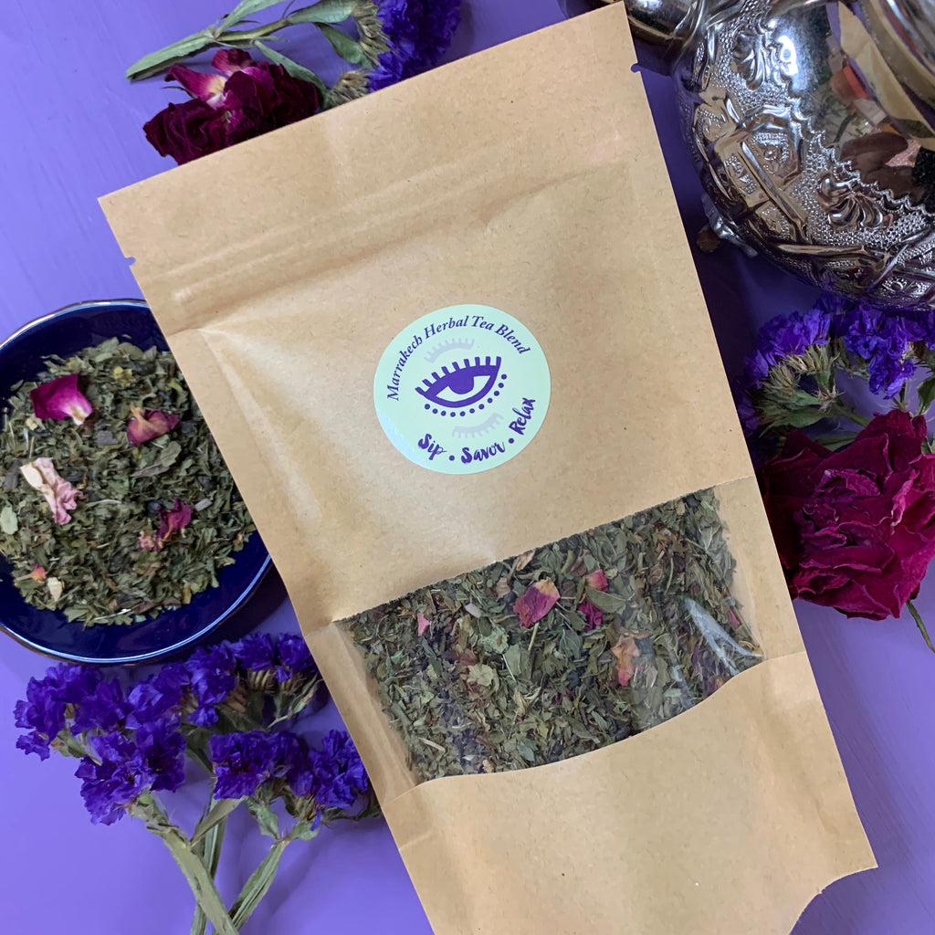 """Marrakech"" Herbal Tea Blend"