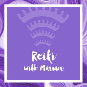 Reiki with Mariam
