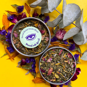 Sacred Herbal Smoke Blend