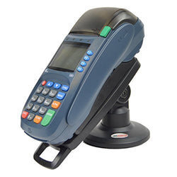 "Stand for PAX S80 Credit Card Terminal - 3"" Compact with Latch & Lock - Tilts..."