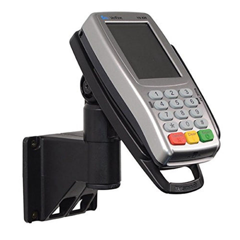 Wall Mount for Verifone VX820 Credit Card Terminal - Wall mount with Latch & ...