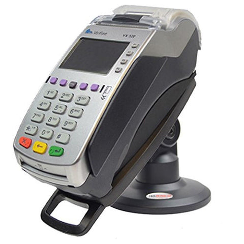 "Stand for Verifone VX520 49mm Paper size Credit Card Terminal - 3"" Compact wi..."