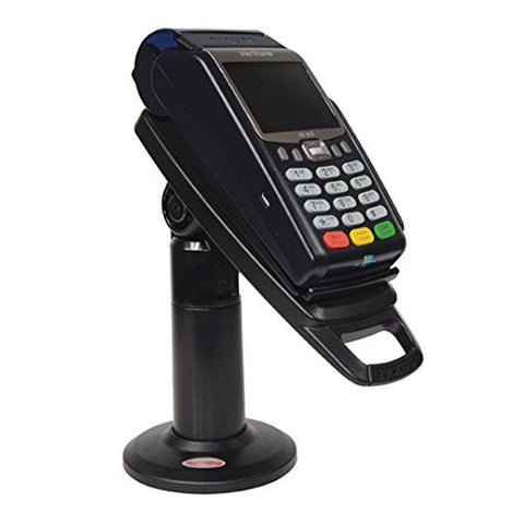 "Stand for Verifone VX675 Credit Card Terminal - 7"" Tall with Latch & Lock - T..."