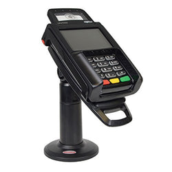 "Stand for Ingenico Lane 5000 Credit Card Terminal - 7"" Tall with Latch & Lock..."