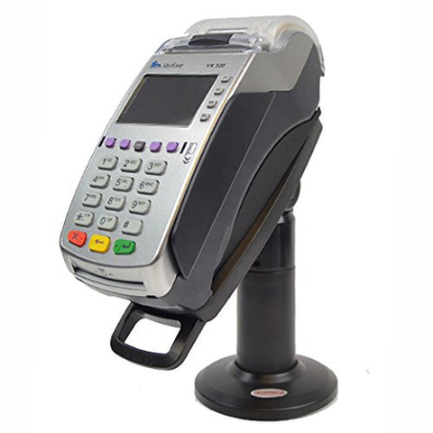 "Stand for Verifone VX520 - 40mm Paper Size Credit Card Terminal - 7"" Tall wit..."