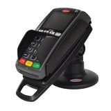 "Stand for Ingenico IPP310/320/350 Card Machine - Key and Lock, Compact 3"" Tall"