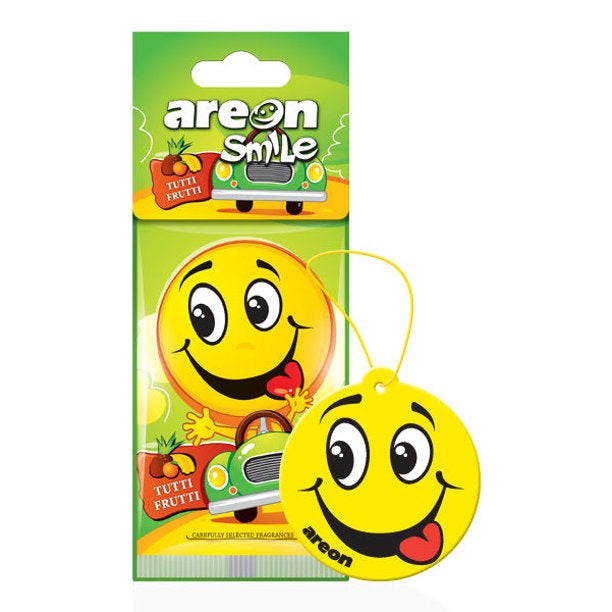 Areon Smile Tutti Frutti Air Freshener ASD14